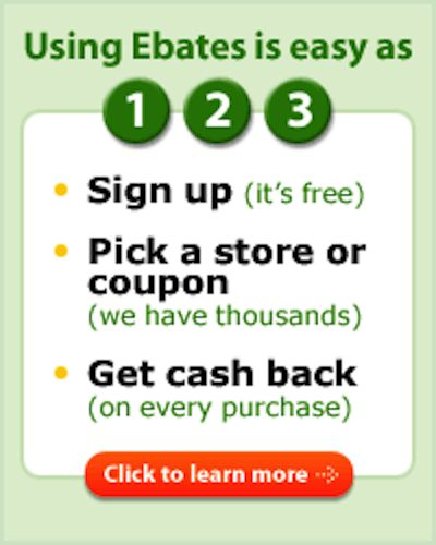 How to Sign up for Ebates