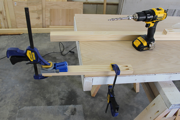 Kreg Jig for Breaker Box Wall Art