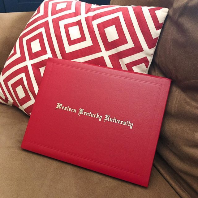 Best mail day ever! Got my Master of Business Administrationhellip