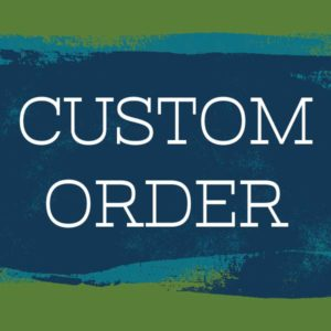 Custom Order on ProjectGoble.com